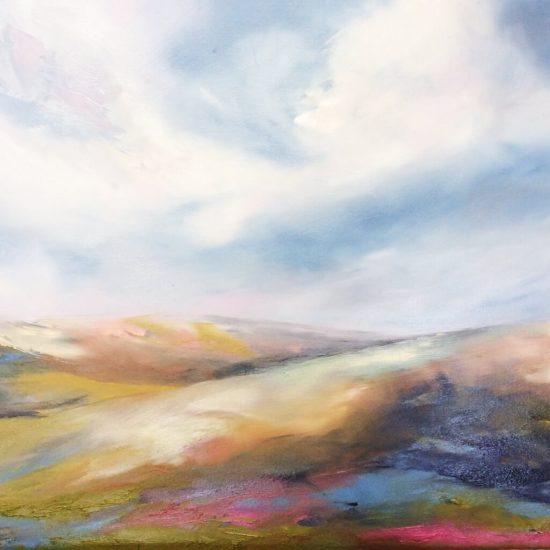 Gazing Over Boundless Plains by Sophie Berger